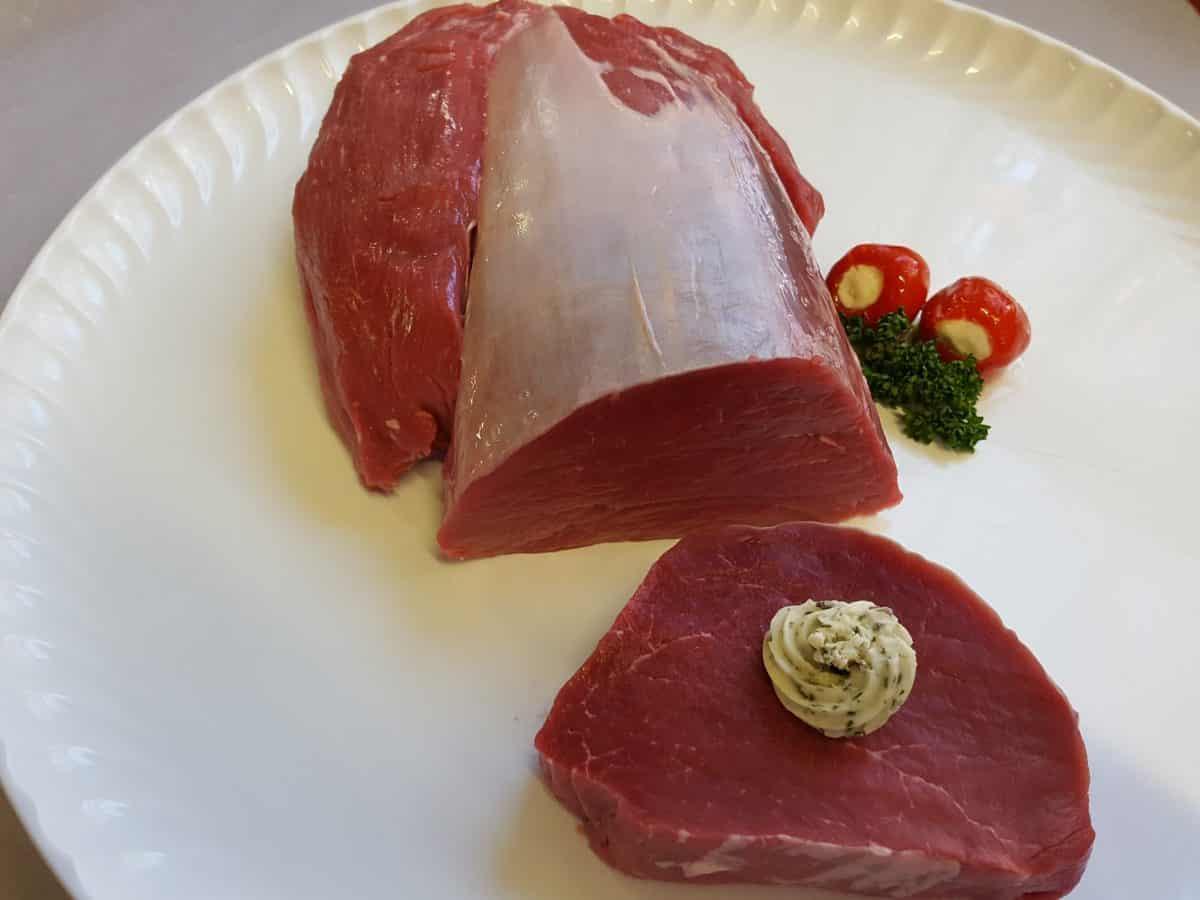 Fabelhaft 1 kg Rinderfilet vom Limousin-/Charolais-Jungbullen – 3 Wochen &BR_52